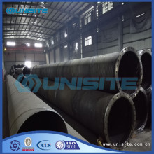 Manufacturing Companies for Steel Spiral Pipe Steel round spiral pipes and fittings supply to Belarus Factory