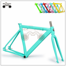 Aluminium alloy 700C fixed gear frame