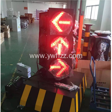Best Quality for Solar Traffic Warning Lights Solar Energy Mobile Temporary Signal Lamp export to Libya Factories