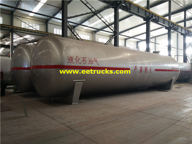 Used LPG Tanks Vessel