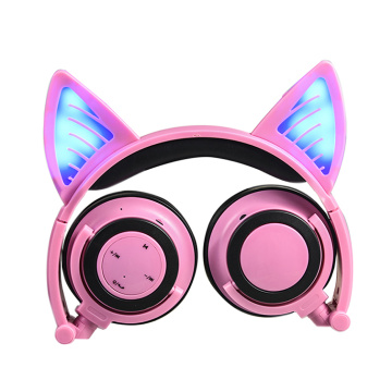 Bluetooth Wireless Kitty Ear Party Original Kopfhörer