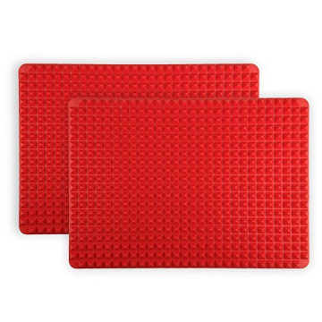 China Professional Supplier for Pyramid Silicone Baking Mat BPA Free Eco-friendly Silicone non stick baking mat export to Togo Exporter