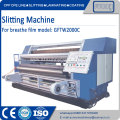 PE breathe film slitting machine