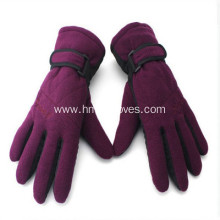 Men's Winter Warm Fleece Outdoor Sports Gloves
