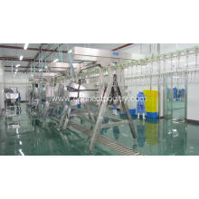 China New Product for Chicken Bleeding Unit Chicken Automatic Plucking Machine export to Macedonia Manufacturer
