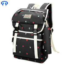 New trendy sports lightweight nylon backpack