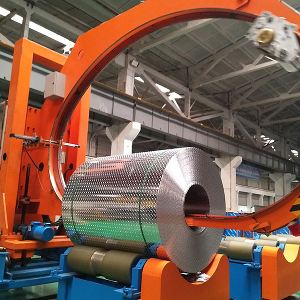5754 Alloy Aluminium Coils Manufacturers China