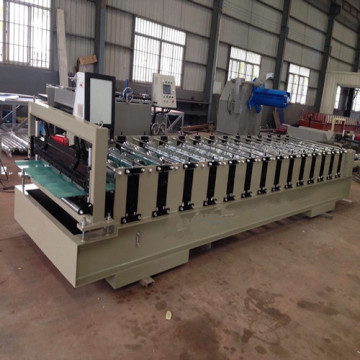 galvanized tile roofing forming machine