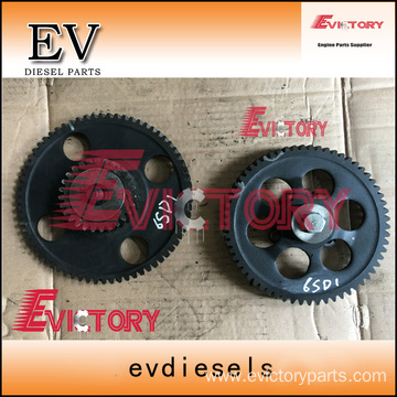 VOLVO D7E idle timing gear crankshaft camshaft gear