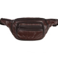 High Quality Trendy Leather Waist Bag