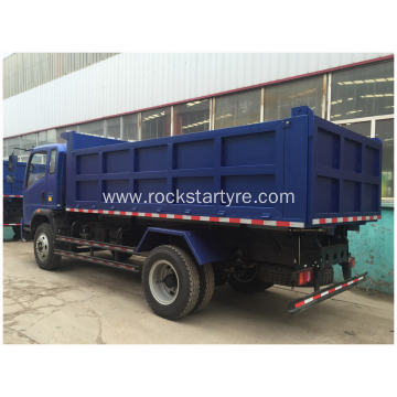 Howo Small Light Duty Dump Truck