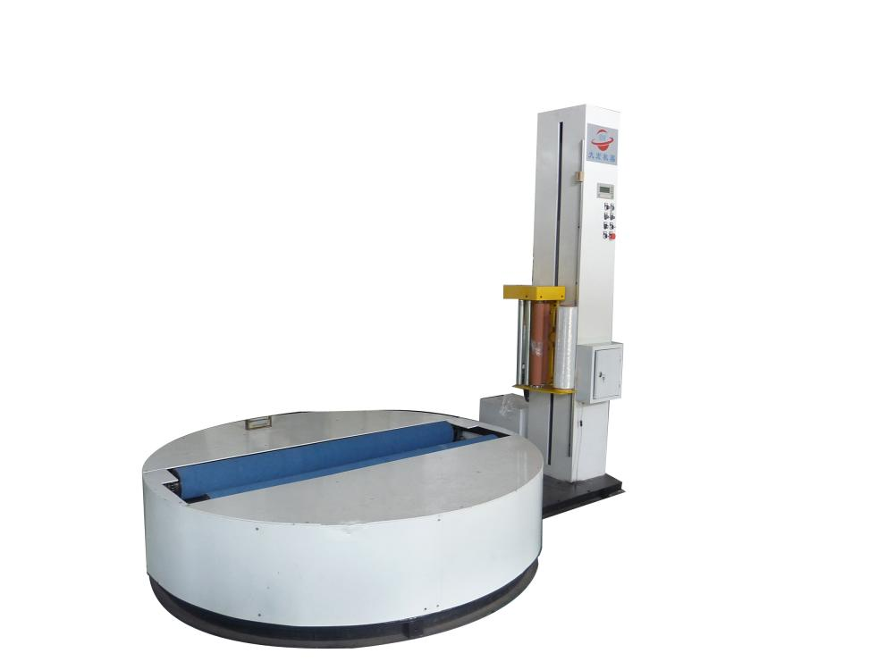 Automatic Reel wrapping machine