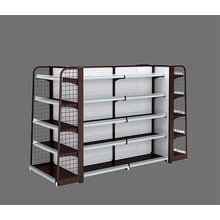 Backplane And Backhole Display Shelves