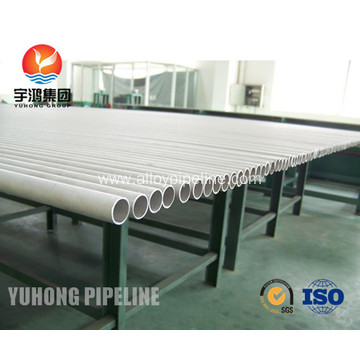 ASME SA789 / ASTM A789 S31803 Duplex Stainless Steel Tube