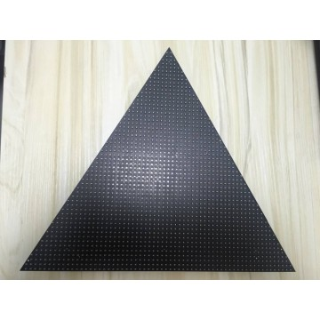 Triangle indoor LED display