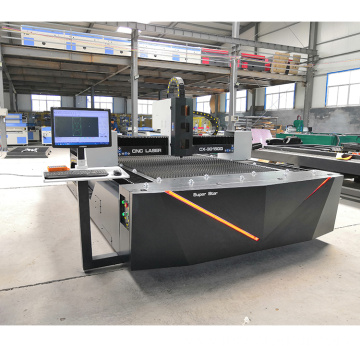 Fiber laser cutter for SS 303 Carbon sheet