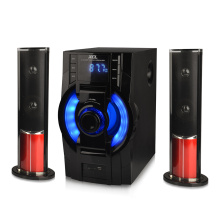2.1 hifi active speaker system with bluetooth