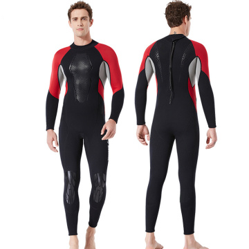 Unisex sun protection warm scuba diving suit