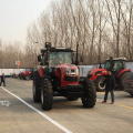 High Efficiency Agriculture Farming Machine Wheeled Tractor