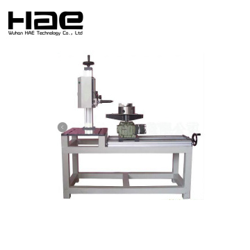 Flanges Dot Peen Marking Machine, Flange Marker