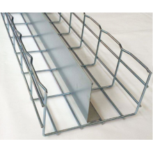 Galvanizing wire mesh cable tray/ cable tray accessories