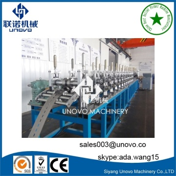 Stud channel metal forming machine