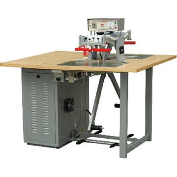 DIY high frequency plastic welder machine