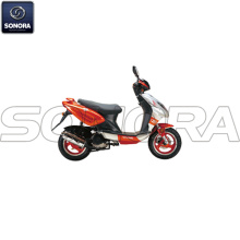 Benzhou YY50QT-6A YY125T-6A YY150T-6A Body Kit Complete Scooter Engine Parts Original Spare Parts