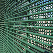 Powder Coated 358 Security Fencing