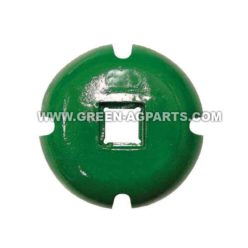 G5702 06-057-002 KMC/Kelly Disc Bumper Washer painted green