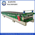 South Africa Double Layer Roofing Sheet Machine