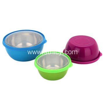201 Stainless Steel Food Container Set