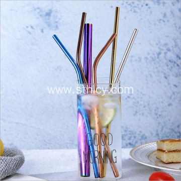 High Quality Food Grade 304 Stainless Steel Straw