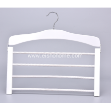 EISHO Wood Multilayer Towel Hanger