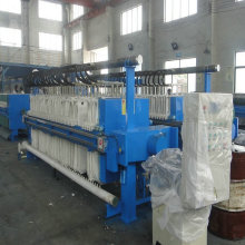 Diaphragm Filter Press for Mining Sewage Treatment