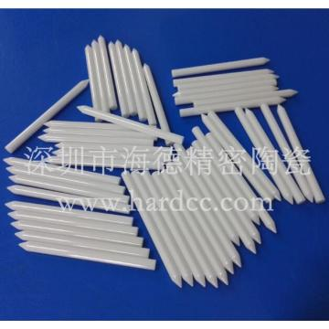 welding locational zirconia ceramics shafts pistons pins