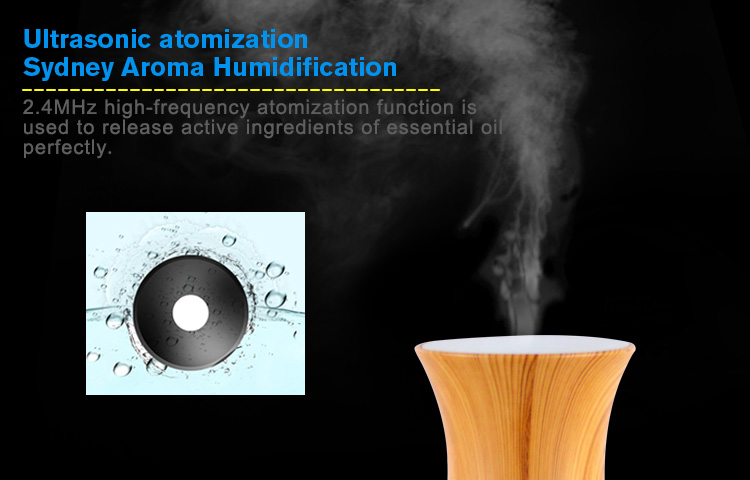 Aria Ultrasonic Diffuser Amazon