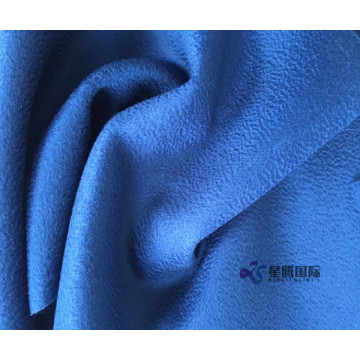 Newest Customized Soft Blue Wool Fabric