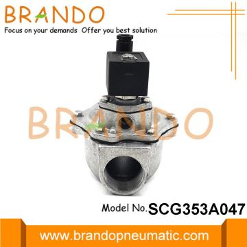 1 1/2'' SCG353A047 ASCO Replacement Impulse Diaphragm Valve
