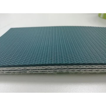 PVC / PVG Solid Woven Conveyor Belt