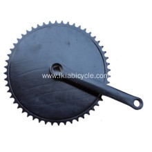 Track Bicycle Aluminum Alloy Chainwheel and Crank