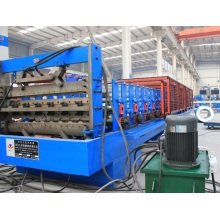 Base Plate Cold Roll Forming Machine