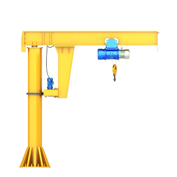 Fixed Pillar Mounted Jib Crane 3 Ton