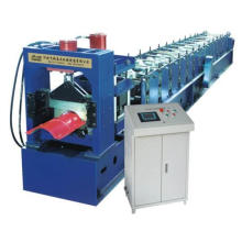 Roof Ridge Cap Tile Roll Forming Machine