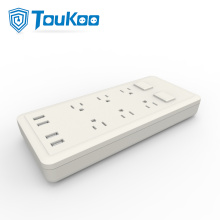 Hot-selling attractive for Receptacle Extension With Usb US 6 outlet power strip with USB socket supply to Armenia Manufacturer