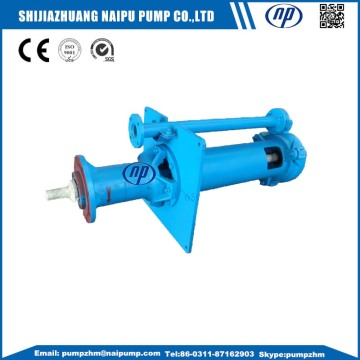 Vertical solid handing slurry  pump