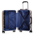 customized Factory Polycarbonate PC ABS Trolley Luggage