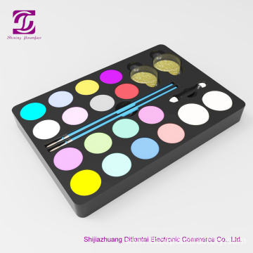 Professional good coverage Face Painting Set for Kids