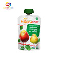 Laminated Plastic Printed Beverage Pouch With Spout