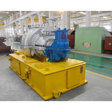 Injection Condensing Steam Turbine from QNP